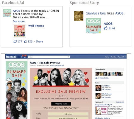 case study asos com On asoscom there are 9,000 products available at any one time, with 450 new fashion items added every week these include women's fashion ownership and management structure asoscom is a public limited company (plc) this means that the business is owned by shareholders and that its.