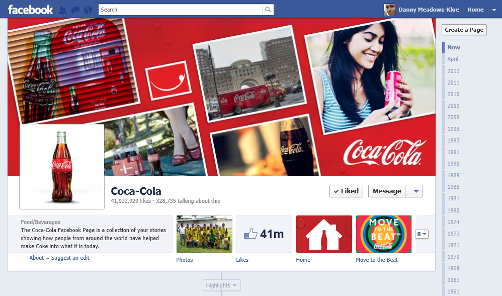 coca-cola case study the worlds most recognisable brand Coca-colacasestudysubmitted27-oct-2010 from emg and perhaps the most recognized brand name in the world on coca-cola company and study of.