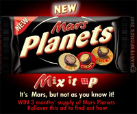 Case study: Mars Planets