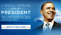 Email marketing case study: Obama election campaign