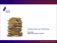 Lipton Tea YouTube
