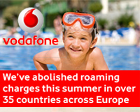Vodaphone passport summer roaming case study