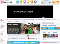 Innovation in cross platform news media: Gazeta.Pl and Radio Tok FM