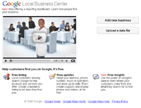 Case study: Google local business directory | Sector: Online | Format: Video tutorial, microsite