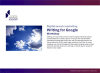 writing for Google